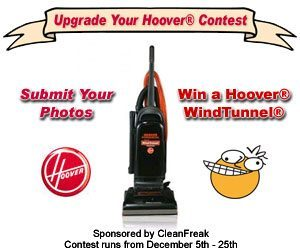 2011 Upgrade Your Hoover Contest