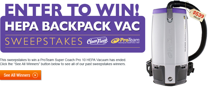 ProTeam Sweepstakes