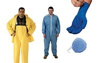 PPE & Sanitary Clothing