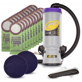 ProTeam® Backpack Vacuum Package