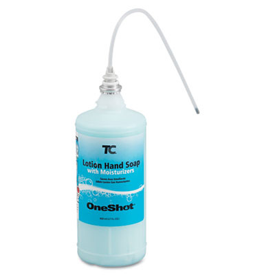 TC Enriched Hand Soap With Moisturizers Case
