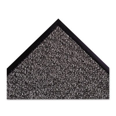 Charcoal 36 x 120 Dust-Star Microfiber Wiper Mat