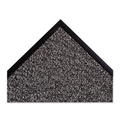 Charcoal 48 x 72 Dust-Star Microfiber Wiper Mat