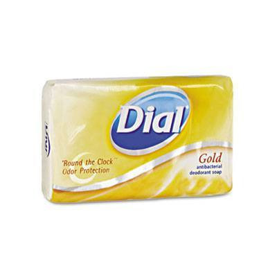 Case of Dial Individually Wrapped Antibacterial Soap