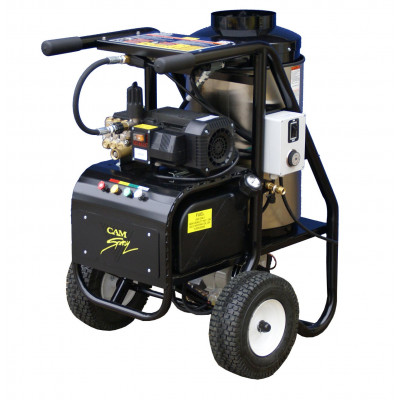 5 Gallon Diesel Fired Pressure Washer
