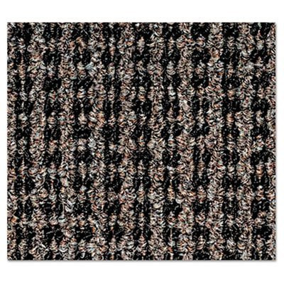 Dark Brown 48 x 72 Oxford Wiper Mat