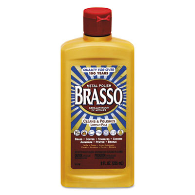 BRASSO Metal Surface Polish Case