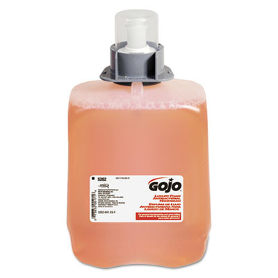 GOJO Fmx 20 Luxury Foam Antibacterial Handwash Case