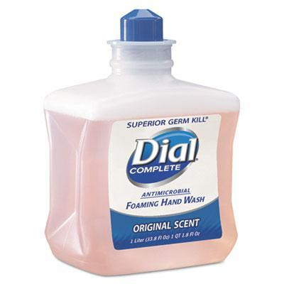 Case of Antimicrobial Foam Hand Soap, 1000mL Refills
