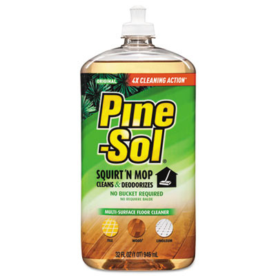 Pine-Sol Squirt 'n Mop Multi-Surface Floor Cleaner Original