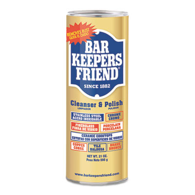 Bar Keepers Friend Powdered Cleanser & Polish