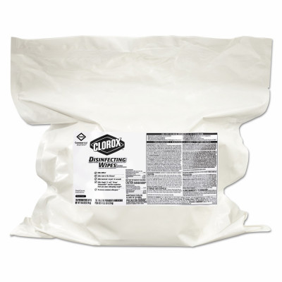 Clorox Disinfecting Wipes Refill Fresh Scent