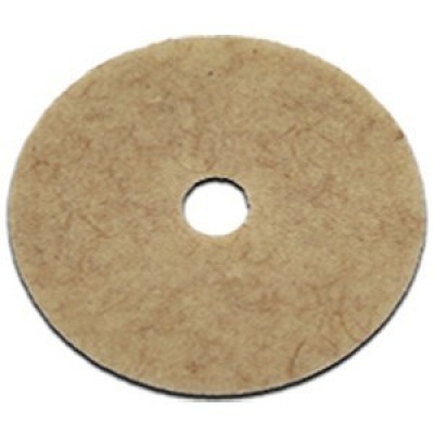 24 inch Natural Coconut High Speed Floor Pads