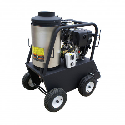 Diesel Powered Hot Water Power Washer