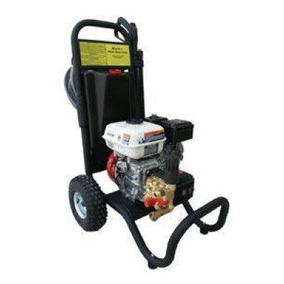 Gas Powered Siding Pressure Washer