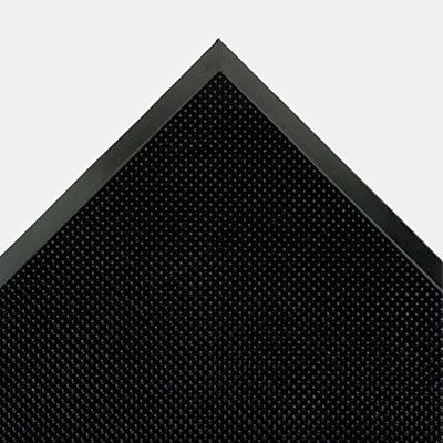 Black 36 x 72 Mat-A-Dor Entrance/Antifatigue Mat