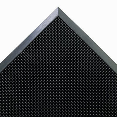Black 24 x 32 Mat-A-Dor Entrance/Scraper Mat