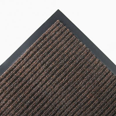 Brown 48 x 72 Needle Rib Wipe & Scrape Mat