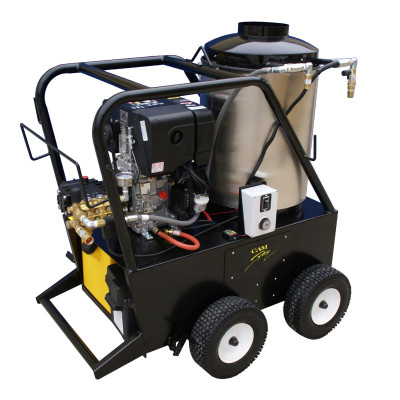 3000 PSI Diesel Fuel Burner Power Washer