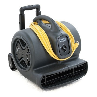Clarke® DirectAir Pro™ Whistle-Style Carpet Fan