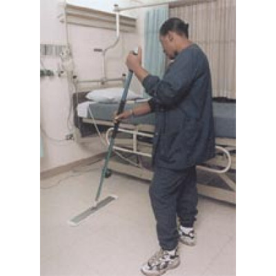 Wet Microfiber Floor Mopping System