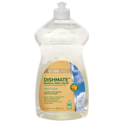 Earth Friendly Products ECOS PRO™ Dishmate™ Free & Clear Dish Washing Soap