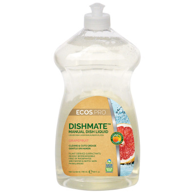 Earth Friendly Products ECOS PRO™ Dishmate™ Grapefruit Dish Washing Soap