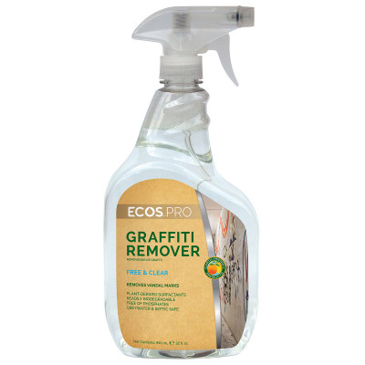 Earth Friendly Products ECOS PRO™ Graffiti Remover