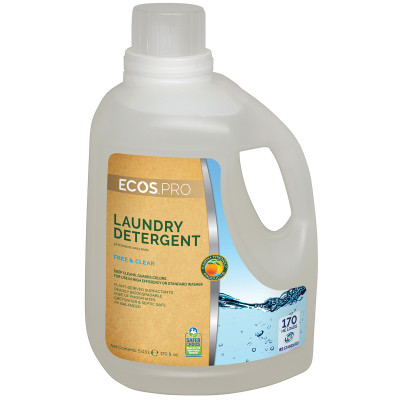 Earth Friendly Products ECOS™ PRO Free & Clear Laundry Detergent