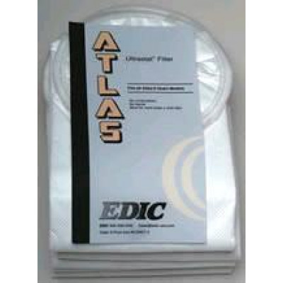 EDIC 10 Quart Bacpack Vac Replacement Bags