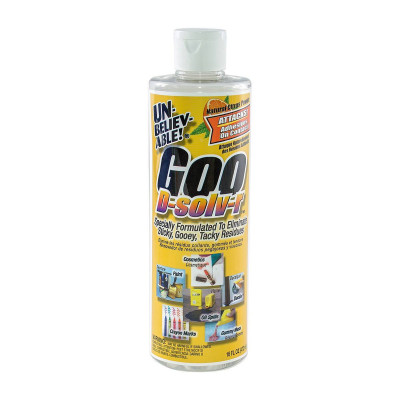 Unbelievable!® Goo D-solv-r Adhesive Remover