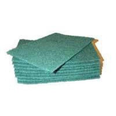General Purpose Green Handheld Scrub Pad