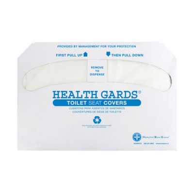 Hospeco® Health Gards® Toilet Seat Covers