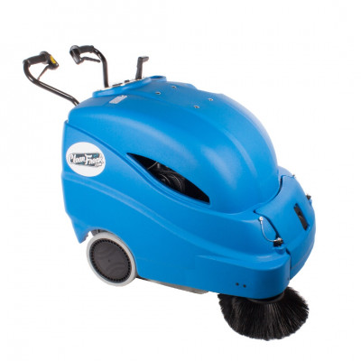 CleanFreak® 'MegaSweep' Construction Site Sweeper