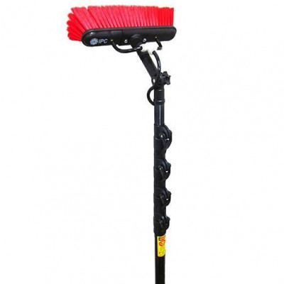 25' Window Washing Pole & Nylon Brush