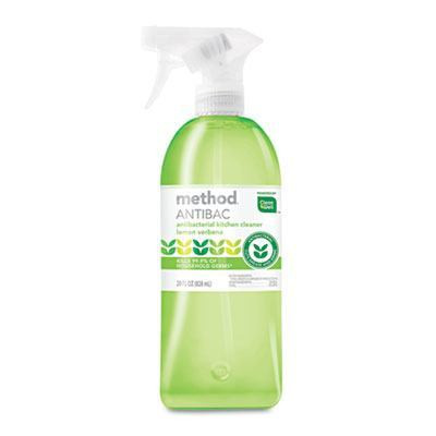 Method® Kitchen Antibacterial Spray, Lemon Verbena Scent