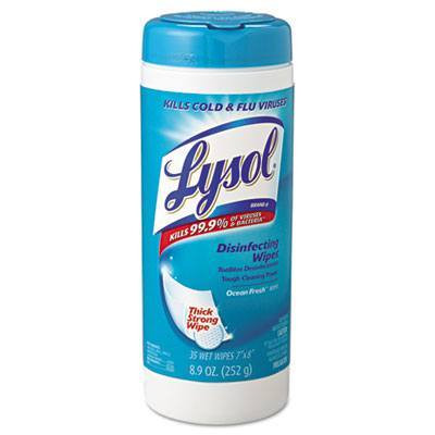 Lysol® Case of Disinfecting Wet Wipes