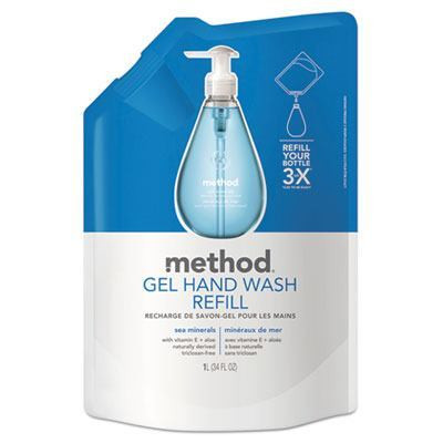 Refill for Sea Minerals Gel Handwash
