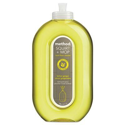 Squirt + Mop Hard Floor Cleaner, Lemon Ginger Scent