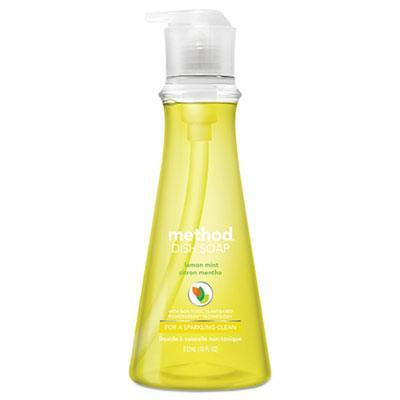 Dish Soap Pump, Lemon Mint Scent