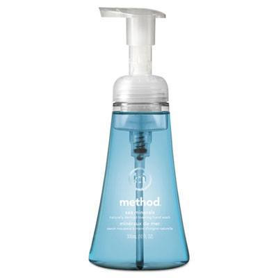 Pump Bottle Sea Minerals Foaming Hand Wash