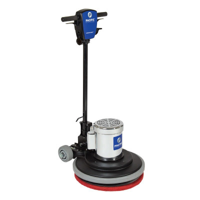 Pacific® FM-17EHD (Extra Heavy Duty) Floor Buffer, Scrubber & Concrete Grinder