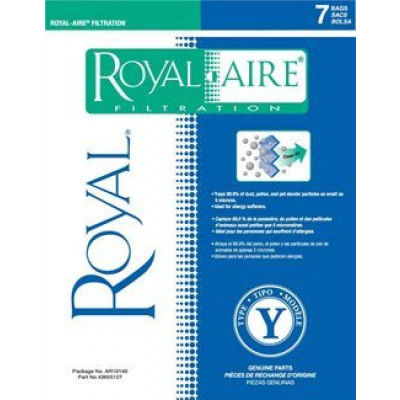 Royal CR50005 Vacuum Bags