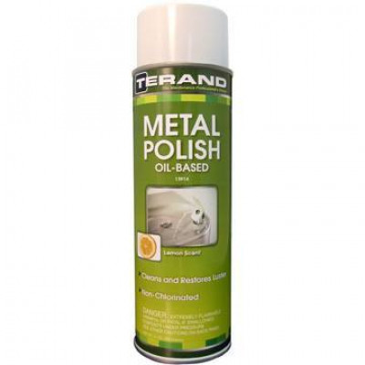 Terand Oil Based Metal Polish