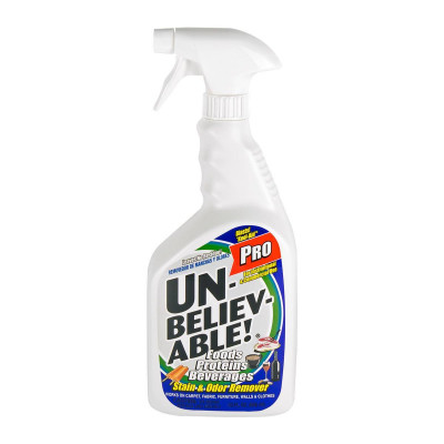 Unbelievable!® Food, Protein & Beverage Stain Remover