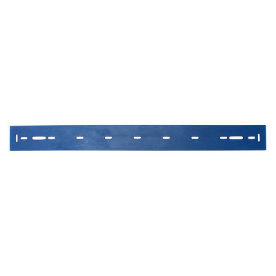 Viper Fang 20 Auto Scrubber Rear Replacement Squeegee - Blue
