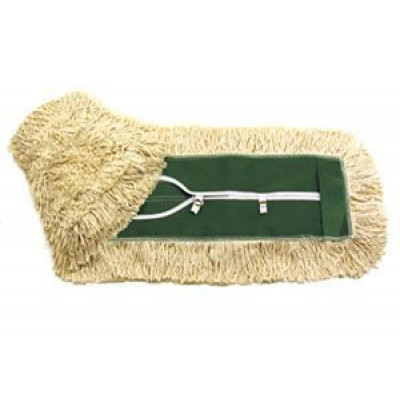 24 inch White Cotton Dusting Dry Mop
