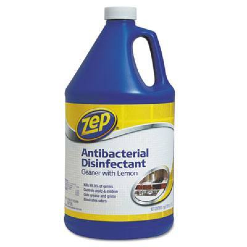 Antibacterial Disinfectant Cleaner With Lemon