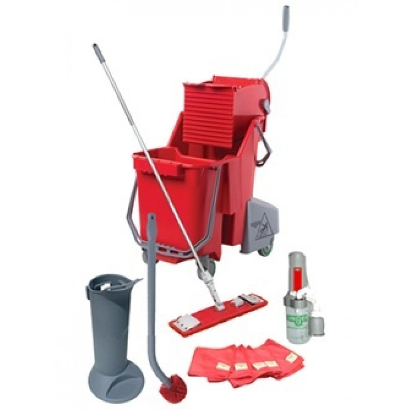Bathroom Mopping Amp Toilet Cleaning Kit
