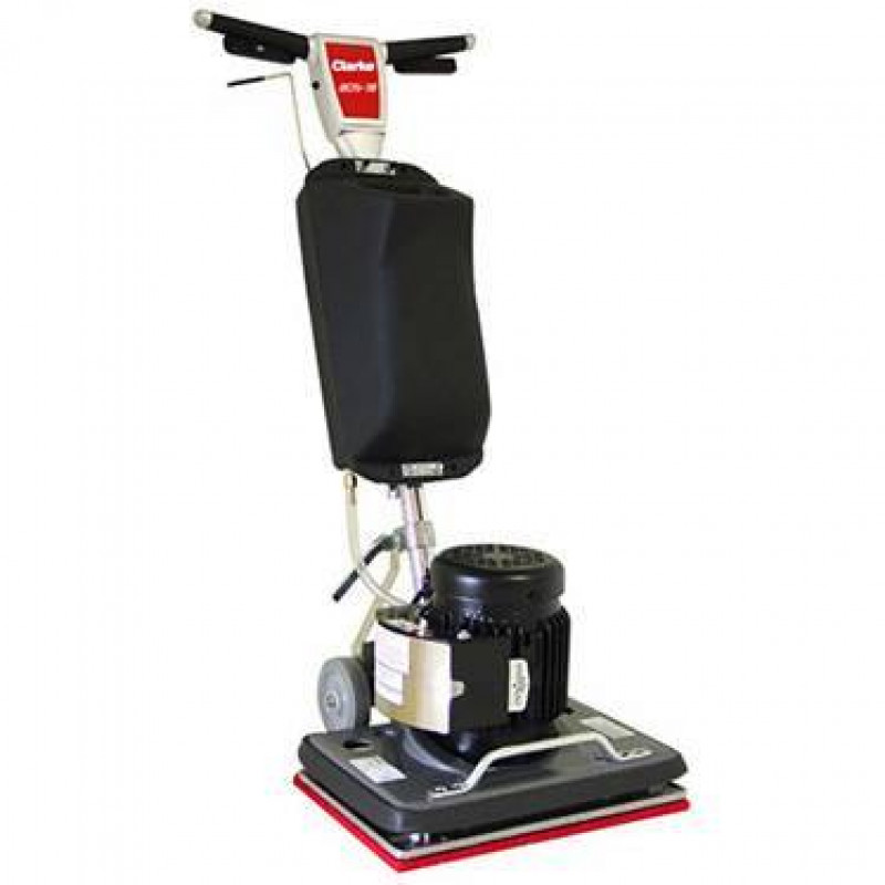 Clarke high speed orbital stripping machine 12 x 18 for Floor cleaning machine